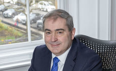 Jim Galbraith, chief executive, Scottish Friendly