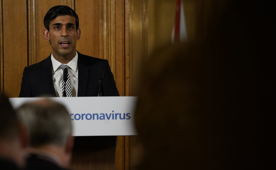 Chancellor Rishi Sunak. Photo: Andrew Parsons/Number 10/Flickr CC-BY-NC-ND 2.0.