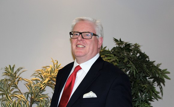 Stuart Scullion, executive chairman, AMII