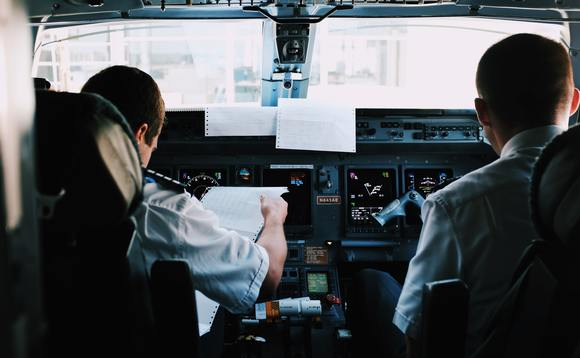 Airline pilots make enquiries about income protection