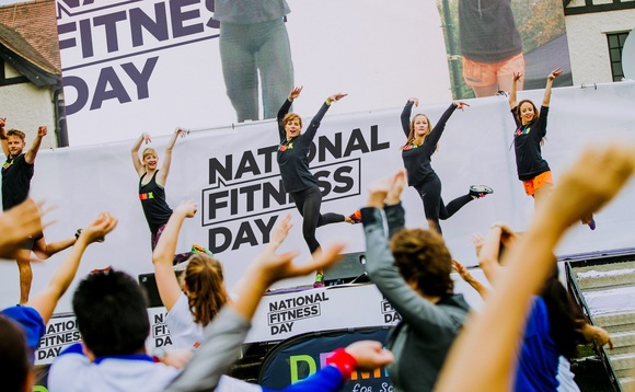 Darcey Bussell and AXA PPP partner up for National Fitness Day