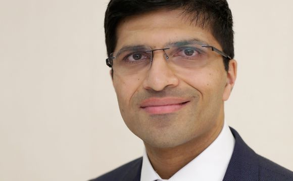 The new chief executive of the FCA Nikhil Rathi