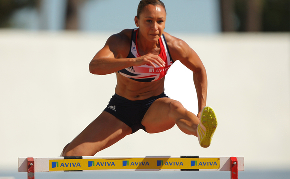 Jessica Ennis-Hill extends Vitality partnership
