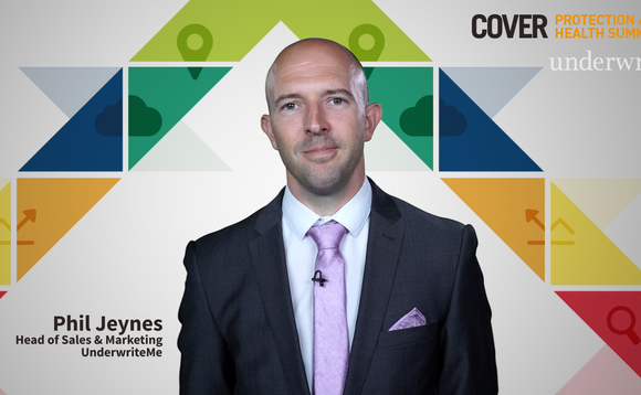 UnderwriteMe's Phil Jeynes: Why you should attend the COVER Protection and Health Summit 2017