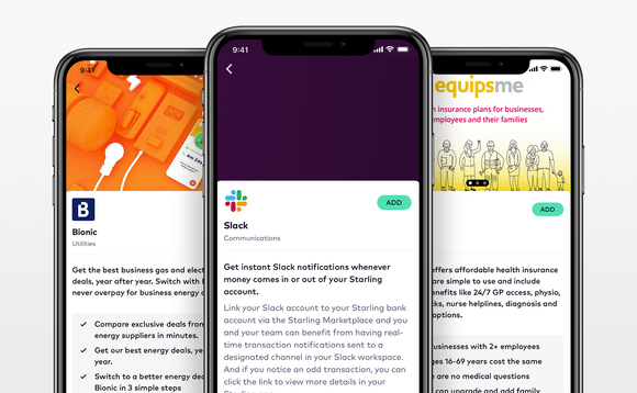 Starling Bank partners with Equipsme to offer health insurance