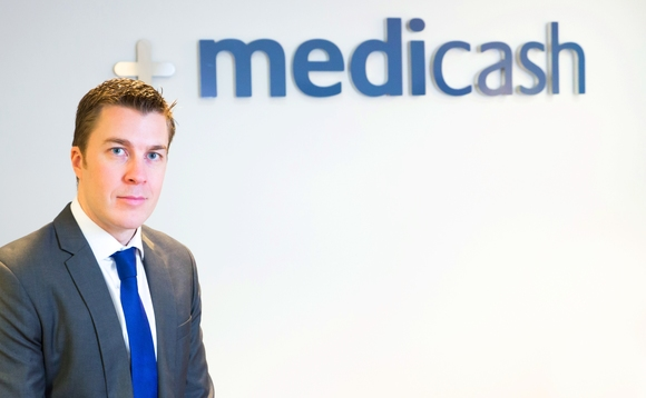Medicash appoints new sales director