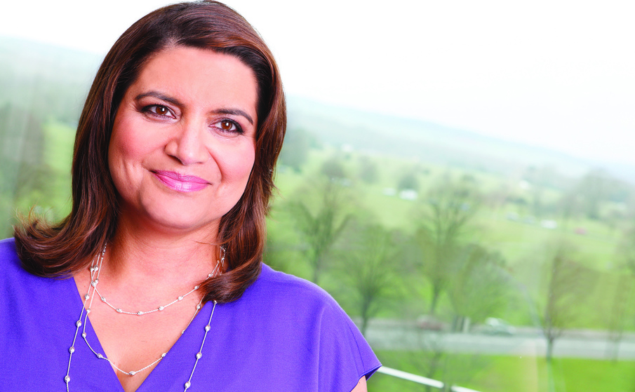 Romana Abdin has been Simplyhealth CEO since 2013