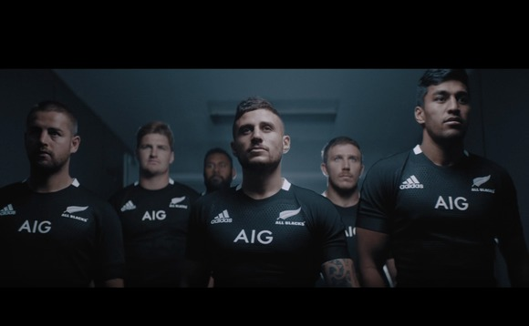 AIG Life launches UK brand campaign with All Blacks - WATCH