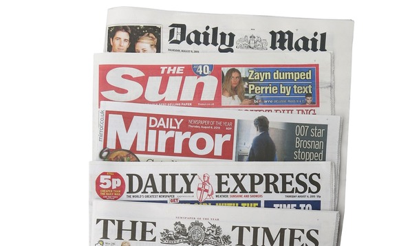 Daily Mail promotes protection with journo's personal story