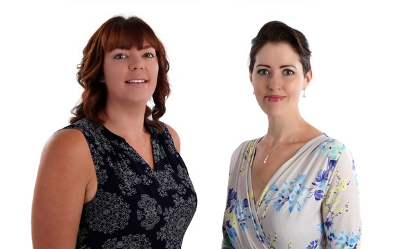 Krystle Skelton and Kathryn Knowles, Cura Financial Services
